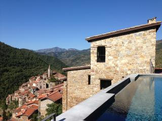 Restored villa w/pool in stunning Ligurian setting - Apricale vacation rentals