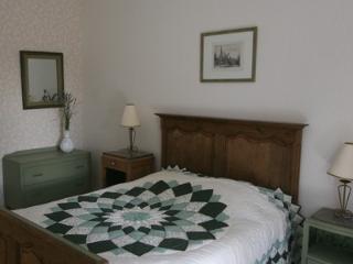 La Trémaillerie Chambre verte - Blainville-sur-Mer vacation rentals