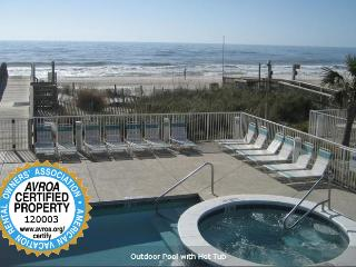 Great Two Bedroom! Right on the Beach! - Gulf Shores vacation rentals