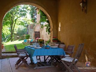 Holiday hamlet with swimming pool - Buonconvento vacation rentals