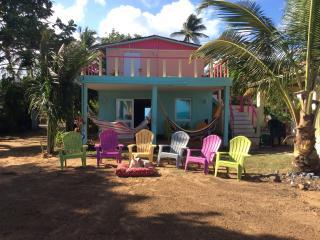 Casa de Playa w/ private beachyard Gazebo 2bedroom - Luquillo vacation rentals