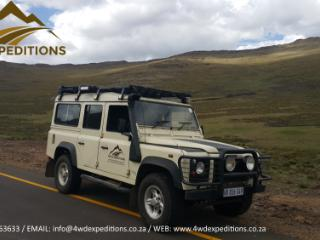 Safari Ready, 4x4 Vehicle Hire - Durban vacation rentals