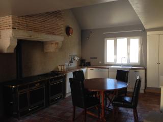gite en val de Loire, 20 mn Chambord, - Seris vacation rentals
