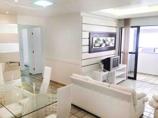 Apt 89m2; 3Qts Super Espaçoso - Ótima localização - Maceio vacation rentals