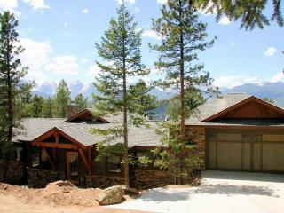 Aspen Leaf Chalet at Windcliff: Luxury Home in Estes Park with Panoramic Views! - Estes Park vacation rentals