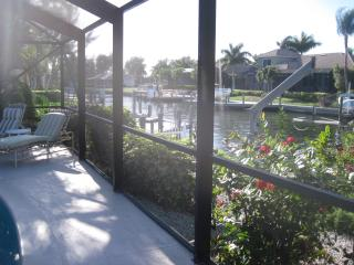 Spacious waterfront home near Tigertail/Esplanade - Marco Island vacation rentals