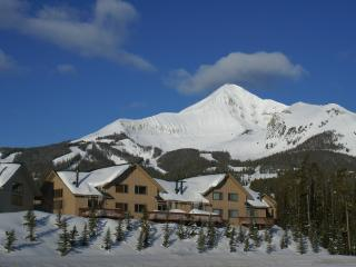 Ski in ski out; Unobstructed lake/mtn views - Big Sky vacation rentals