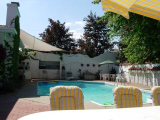 aqua Paradise 5/27-30 $2526 LAKEFRONT HEATED POOL - New Buffalo vacation rentals