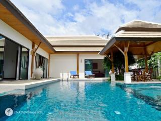 Spacious pool villa with lush garden - Nai Harn vacation rentals