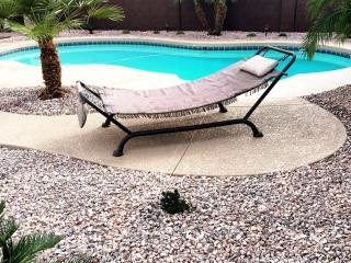 Beautiful Vacation Home with a Private Pool! - Goodyear vacation rentals