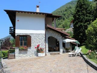 Stupenda villa di montagna immersa nel verde - Dizzasco vacation rentals