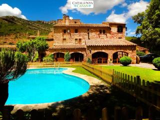Masia Sant Llorenç for up to 18 guests in the hills of a national park - Sant Llorenc Savall vacation rentals