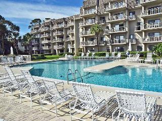 Ocean One 105 - Wonderful Oceanfront 1st Floor Condo - Hilton Head vacation rentals