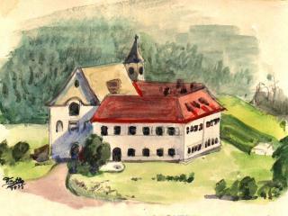 Apartment Pfarrei in Schloss Berg Klösterle - Gnesau vacation rentals