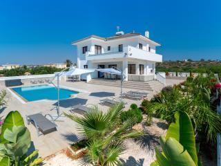 Spacious Villa with Hot Tub and Television - Protaras vacation rentals