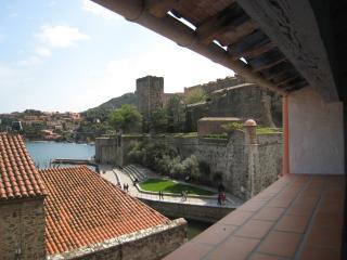 Appartement avec terrasse - Vue exceptionnelle - Collioure vacation rentals