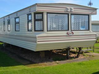 6 berth caravan165 holiday golden palm skegness - Chapel St. Leonards vacation rentals