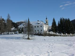Apartment Priorat in Schloss Berg Klösterle - Gnesau vacation rentals
