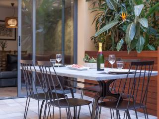 3 Bedrooms Apartment with Private Garden & BBQ - Barcelona vacation rentals