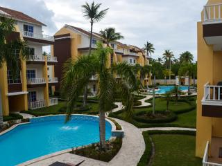 Meters from the beach new 2BR pool and garden view - Punta Cana vacation rentals