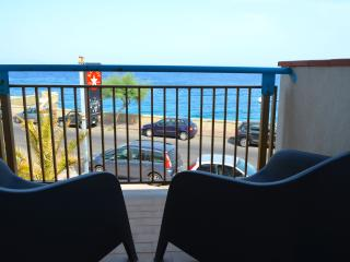 Acquamarina 9 - apartment in front of the beach - Santa Teresa di Riva vacation rentals
