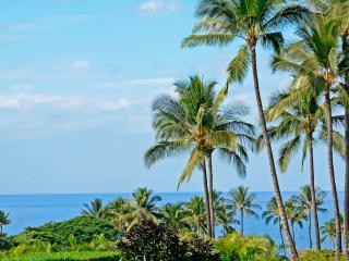 WAILEA ELUA #2105: Ocean view, spacious, paradise! - Wailea vacation rentals