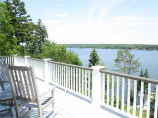 Westport Island Waterfront Cottage-Incredible view - Wiscasset vacation rentals