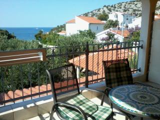 TH01609 Apartments Movar / One bedroom A2 - Cove Stivasnica (Razanj) vacation rentals