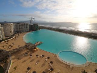 Laguna del Mar 2 bedrooms 2 baths with sea views - La Serena vacation rentals