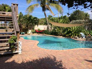 Nice Condo with Television and Patio - Melbourne Beach vacation rentals