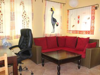 Serviced 1 bedroom apartment with living room - Bujumbura vacation rentals