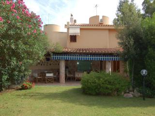 Villa la Palma - Santa Margherita di Pula vacation rentals