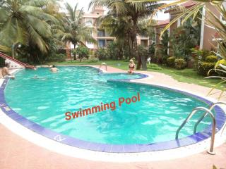 Goa Rentals 2Bhk Luxury Apartment with AC,Pool,Candolim - Candolim vacation rentals