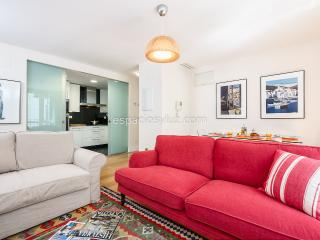 Central & Quiet 1bedroom in the heart of Malaga - Malaga vacation rentals
