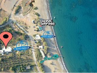 Surf Beach - Seaside apartments in Kouremenos 5 - Palaikastron vacation rentals