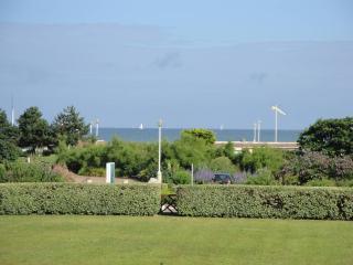 App. Deauville pleine vue mer 2 pièces 4 pers wifi - Deauville vacation rentals