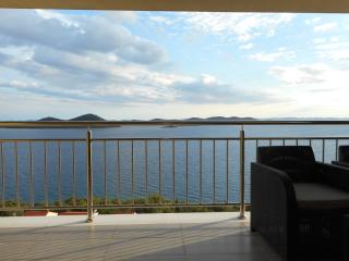 Apartment AP7 with beautiful view near the beach - Drage vacation rentals
