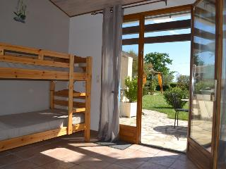 Cozy 1 bedroom Saint-Dezery Gite with Swing Set - Saint-Dezery vacation rentals