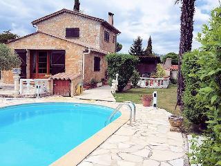 Callian French Riviera, Nice villa 6p, private pool, lovely garden - Callian vacation rentals