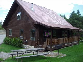Rocky Top Log Cabin Open Year Round - Lake City vacation rentals