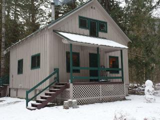 Family/pet friendly cabin, 1.5 acres in the woods - Welches vacation rentals