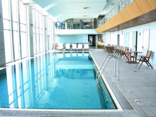 Swimming pool, gym & parking in a luxurious tower - Tel Aviv vacation rentals