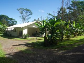Kamaaina Vacation Rental, Calm, Private, Peaceful - Keaau vacation rentals