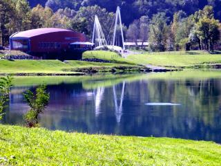 Gites de pêche à Pau vacances de pêcheurs - Laroin vacation rentals