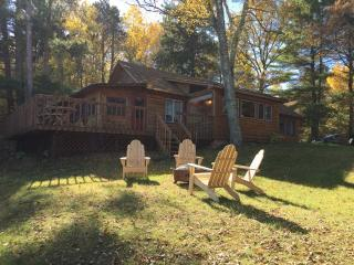 Nice Cabin with Television and Water Views - Park Rapids vacation rentals