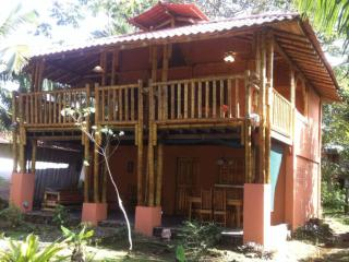 Fantastic Bamboo House Steps From The Beach - Manzanillo vacation rentals