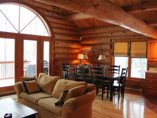 Villa Mercier - Log Home in the heart of Tremblant - Mont Tremblant vacation rentals