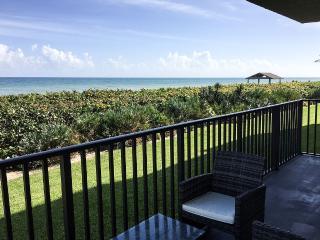 Quiet Condo On the Atlantic Ocean - Jensen Beach vacation rentals