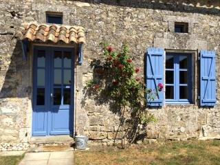 Gite with private heated pool and panoramic views - Edon vacation rentals
