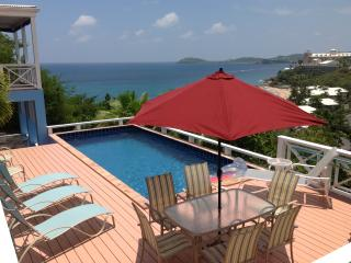 CalypsoBlu - Private Oceanview Villa with Pool - South Side vacation rentals